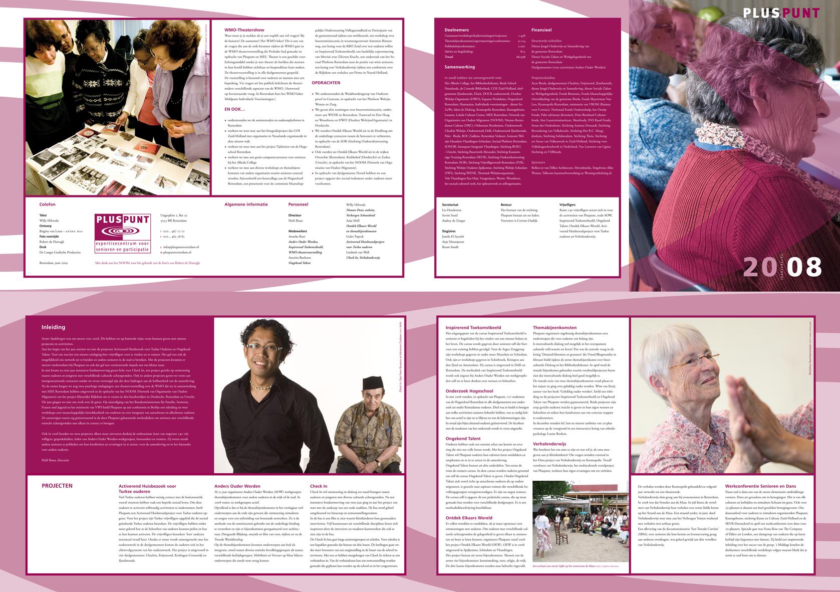 DEFA3 jaarverslag PlusPunt2008.indd