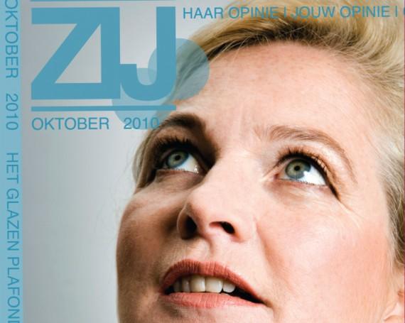 Digitaal Magazine: 'Zij'